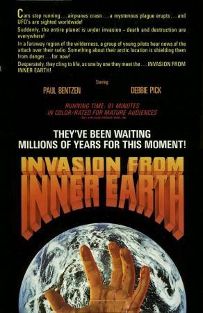 Invasión desde el centro de la Tierra