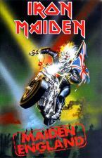 Iron Maiden: Maiden England