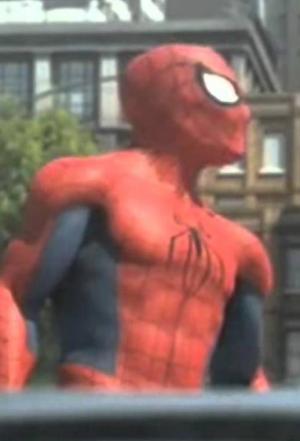 Iron Man, Hulk & Spider Man (C)