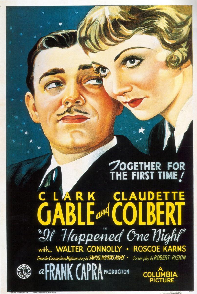 Sucedió una noche (1934) - FilmAffinity