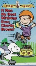 It Was My Best Birthday Ever, Charlie Brown! (TV)