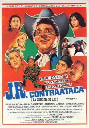 J.R. contraataca (La dinastia de J.R.)