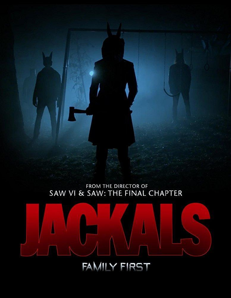 Jackals (2017) Full HD MEGA