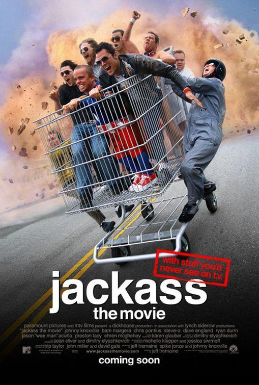 Jackass, la película (2002) HD Latino MEGA