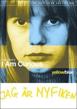 Soy curiosa (Amarillo/Azul)