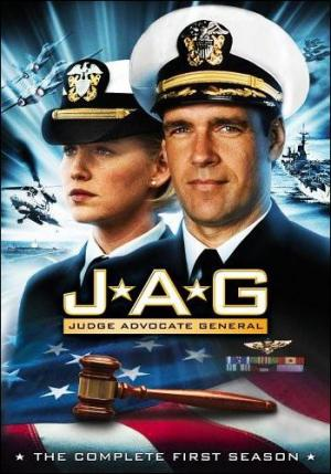 JAG: Judge Advocate General (TV Series) (Serie de TV)
