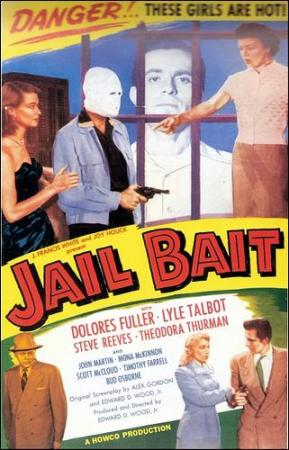 Jail Bait (Hidden Face)