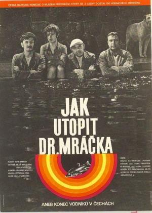 How to Drown Dr. Mracek, the Lawyer
