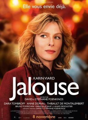 póster de la película Algo celosa