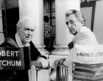 James Stewart y Robert Mitchum: las dos caras de América