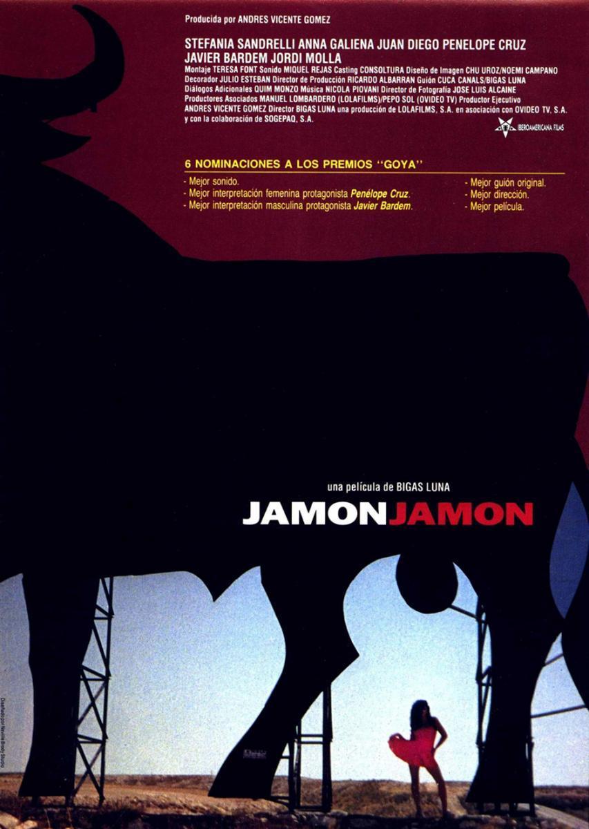 Resultado de imagen de JAMON JAMON