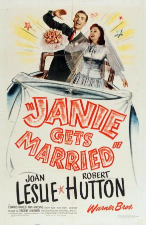 Janie Gets Married