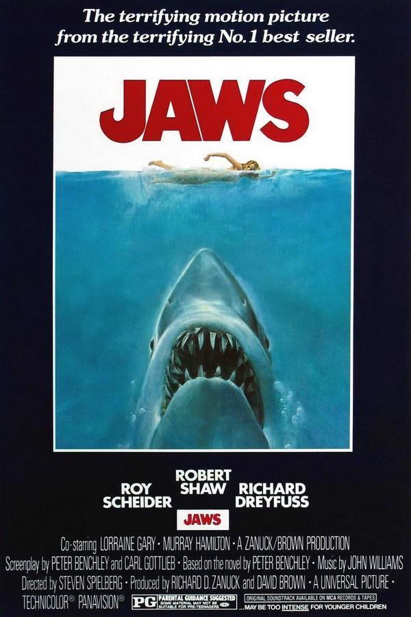 Resultado de imagen para Tiburón (1975)