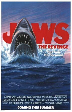 Tiburón, la venganza (Tiburón 4)