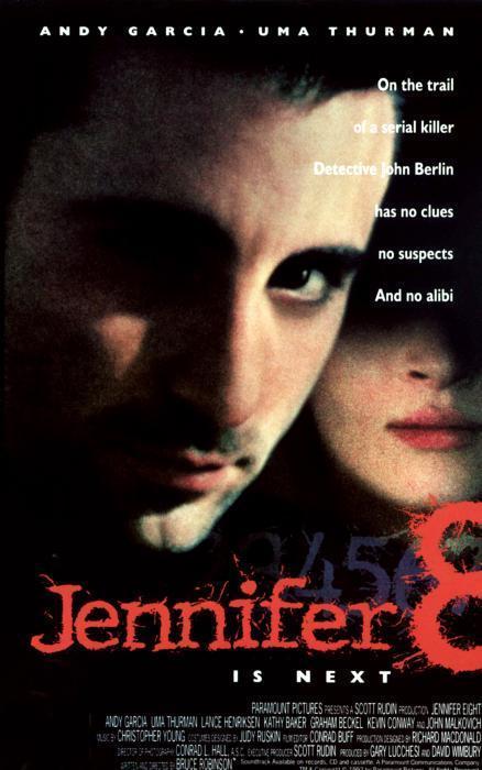 Jennifer 8 (1992) 1080p Latino MEGA ()