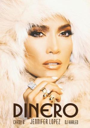 Jennifer Lopez & DJ Khaled, Cardi B: Dinero (Vídeo musical)