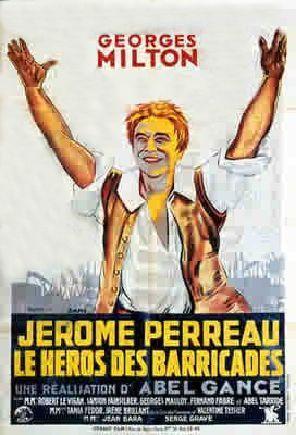 Jérôme Perreau héros des barricades