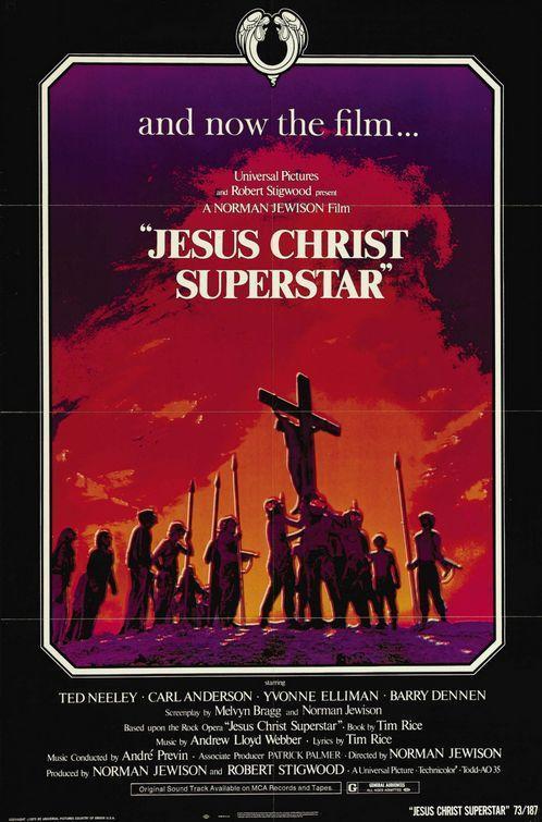 jesucristo superstar 1973 filmaffinity