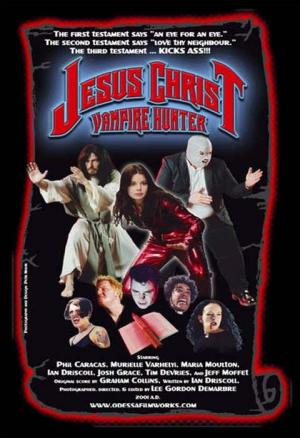 Jesucristo, cazador de vampiros
