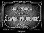Jewish Prudence (C)
