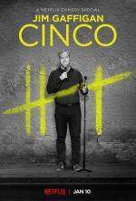 Jim Gaffigan: Cinco (TV)