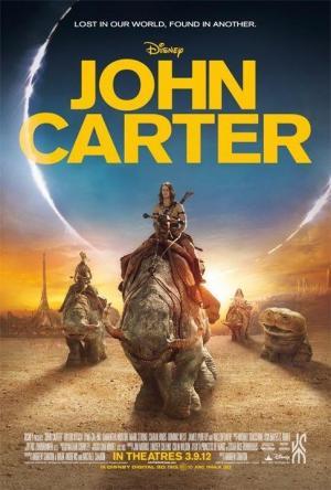 enigmas del universo: John Carter