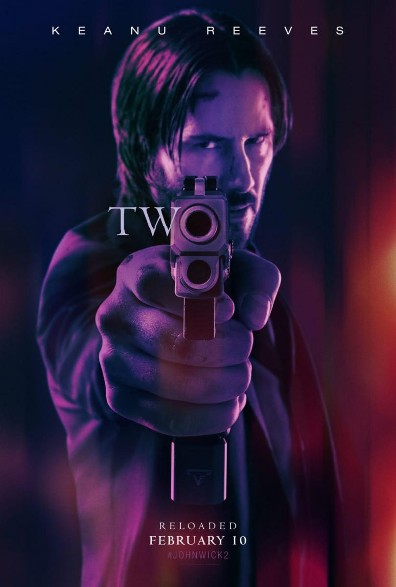 John Wick 2: Un nuevo día para matar (2017) 1 LINK HD Latino ()