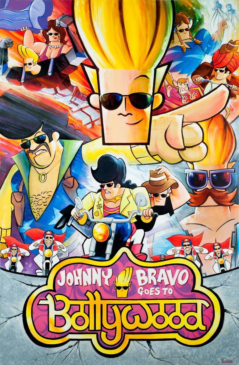 johnny bravo goes to bollywood  tv   2011