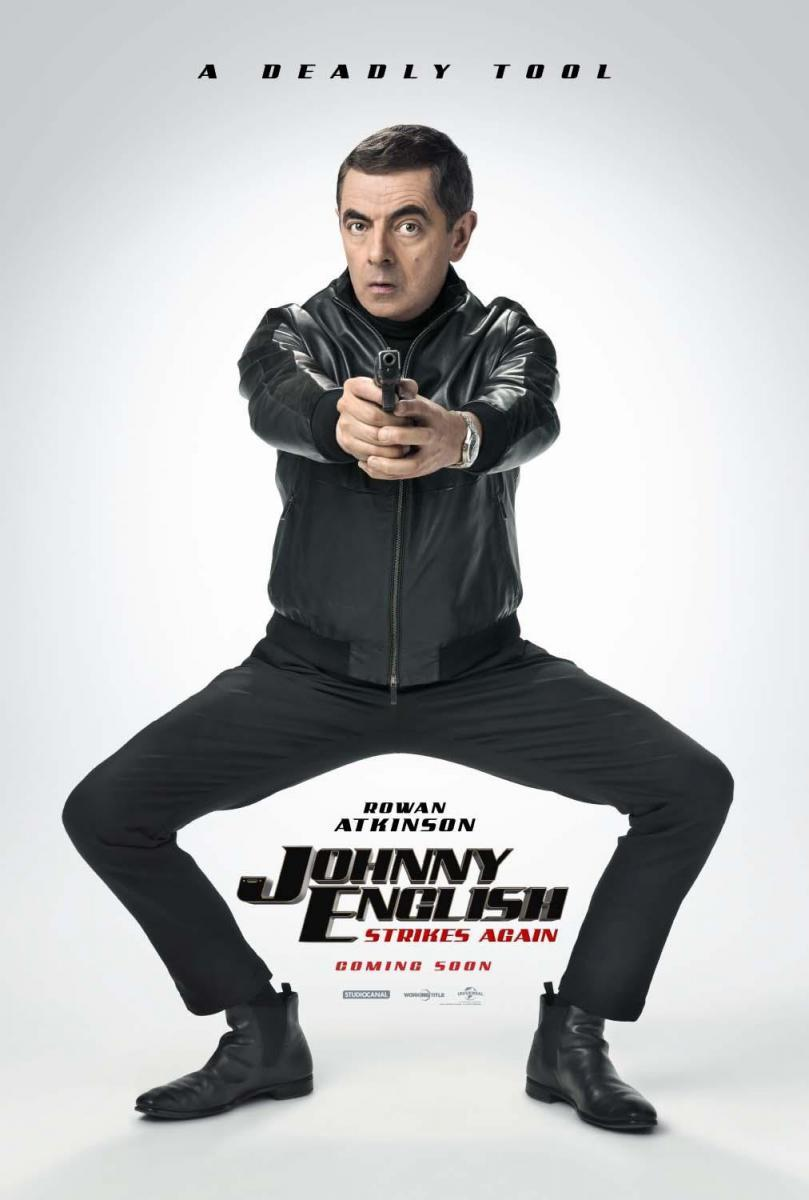 Johnny English: De nuevo en acción Online