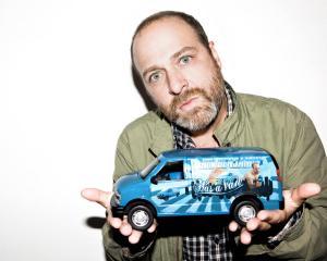 Jon Benjamin Has A Van (Serie de TV)