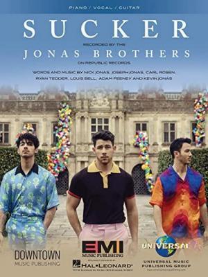 Jonas Brothers: Sucker (Music Video)