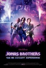 Jonas Brothers: En concierto 3D