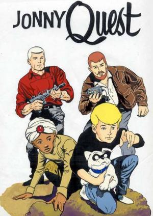 Jonny Quest (Serie de TV)