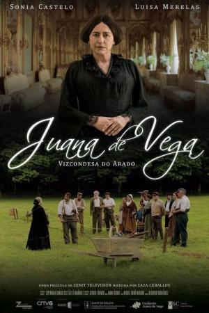 Juana de Vega. Vizcondesa do Arado (TV)