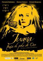 Juana tenía el pelo de oro