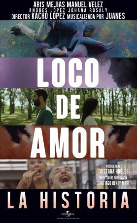 Juanes: Loco de amor (La historia) (S)