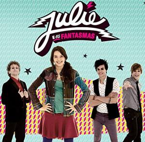 Julie y los Fantasmas (Serie de TV)