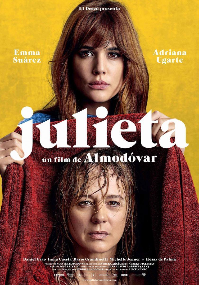Resultado de imagen de julieta filmaffinity