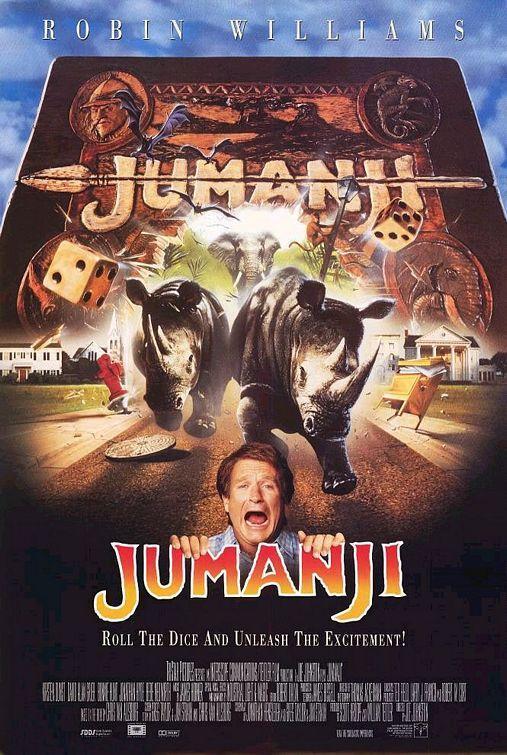 Jumanji (1995) ()