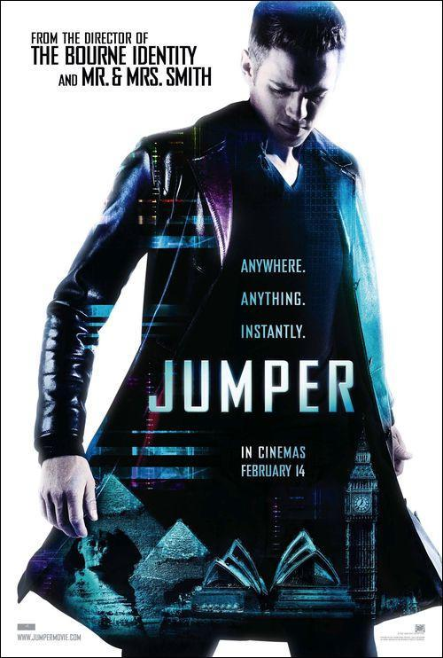 Jumper [2008][Latino][1080P][Mega]