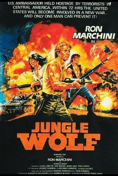 Jungle Wolf 's Related Movies - FilmAffinity