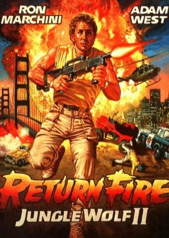 Jungle Wolf 2: Return Fire 's Related Movies - FilmAffinity