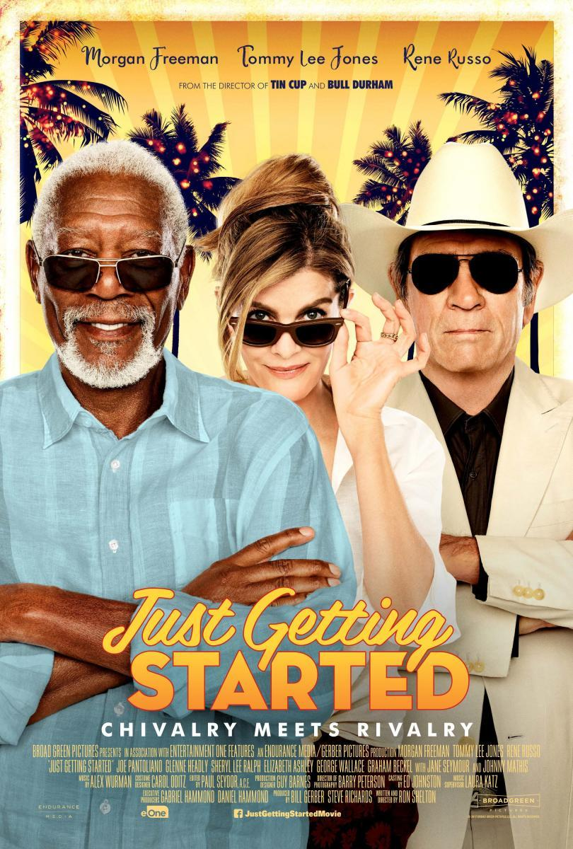 Just Getting Started (V.O.S) (2017)