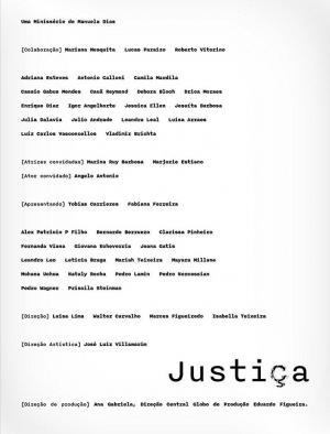 Justicia (Miniserie de TV)