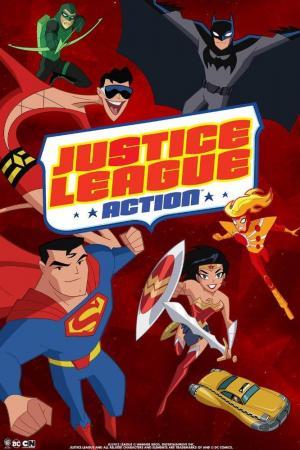 La Liga de la Justicia en acción (Serie de TV)