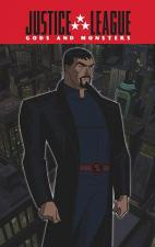 """Justice League: Gods and Monsters Chronicles - """"Bomb"""" (S)"""