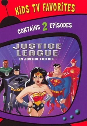 La Liga de la Justicia: Injusticia para todos (TV)