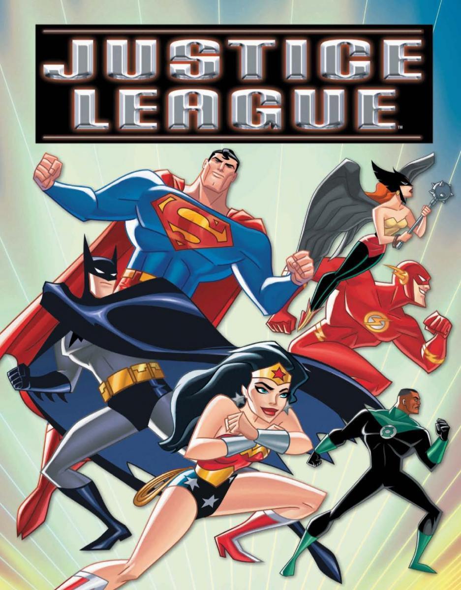 La liga de la justicia  (Serie de TV) [480p] [Español Latino] [MEGA]