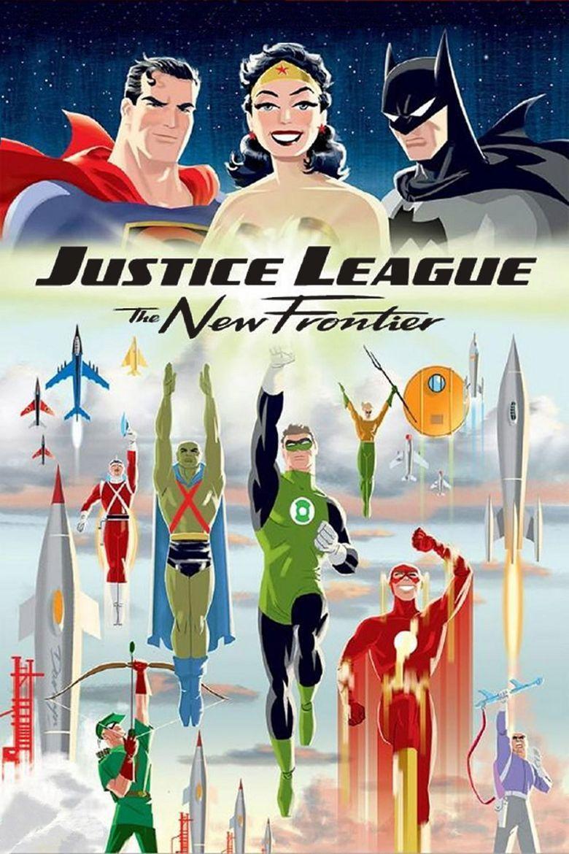 Liga de la Justicia: La nueva frontera (2008) - Filmaffinity
