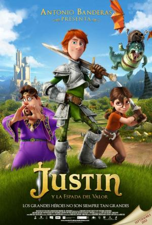 Justin & the Knights of Valour (Justin and the Knights of Valour)